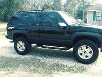 Picture of 1999 Chevrolet Tahoe 2-Door 4WD, exterior, gallery_worthy