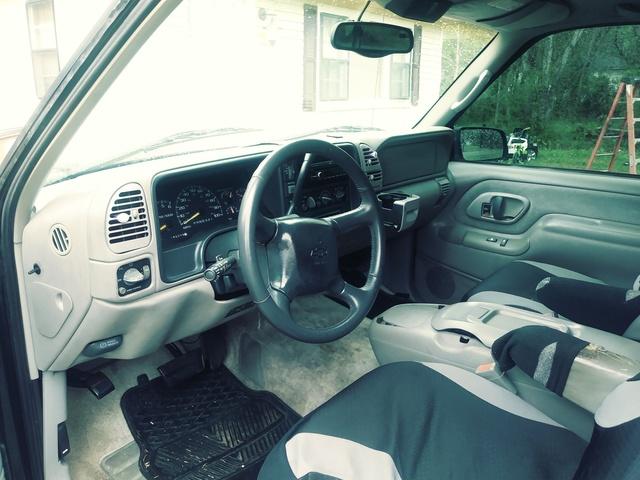Picture Of 1999 Chevrolet Tahoe 2 Door 4WD, Interior, Gallery_worthy
