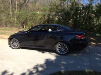 2013 Lexus IS C Overview