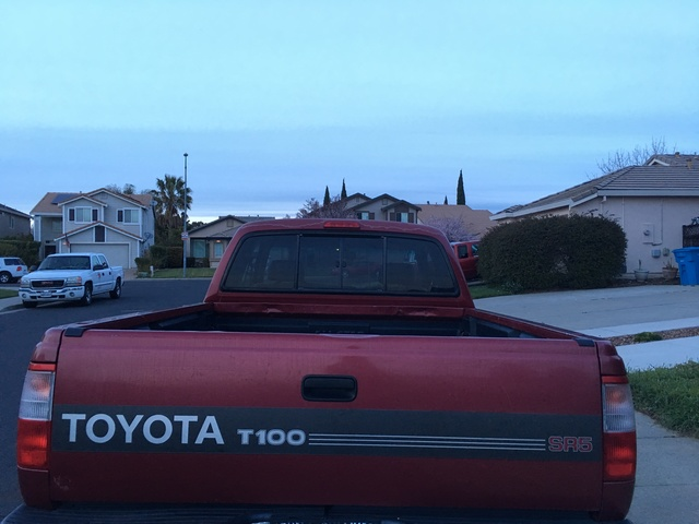 Picture of 1996 Toyota T100 2 Dr STD Standard Cab LB