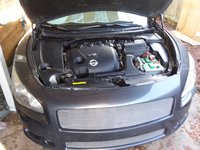 Picture of 2012 Nissan Maxima S, engine, gallery_worthy