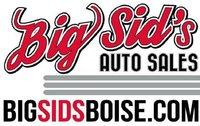 Big Sid's Auto Sales logo