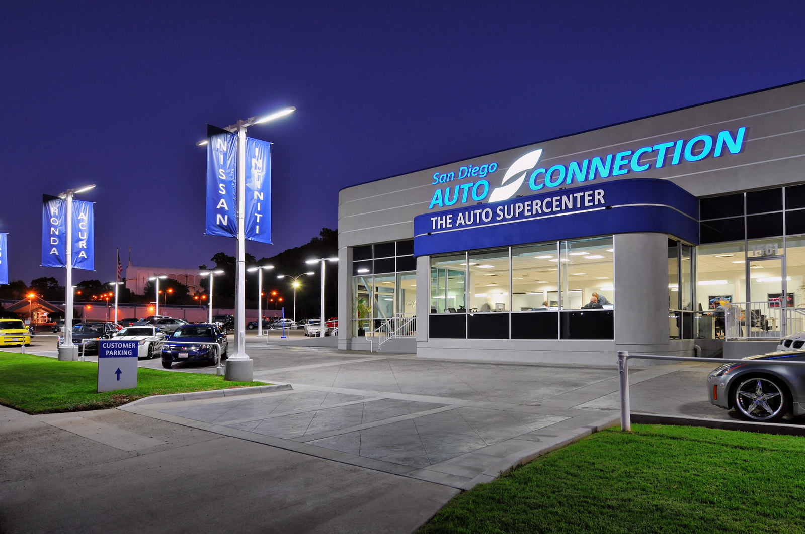 San diego auto connection san diego ca read consumer for Honda dealership san diego ca