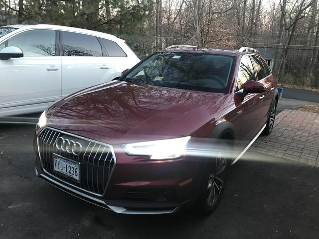 Audi A Allroad Pictures CarGurus - Audi 2018 a4