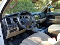 Picture of 2012 Toyota Sequoia SR5 5.7L, interior, gallery_worthy