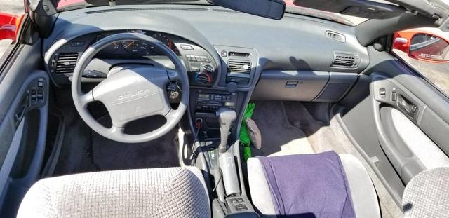 1991 Toyota Celica - Interior Pictures