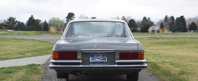 Picture of 1973 Mercedes-Benz 450-Class