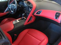 Picture of 2015 Chevrolet Corvette Stingray Z51 3LT Convertible RWD, interior, gallery_worthy