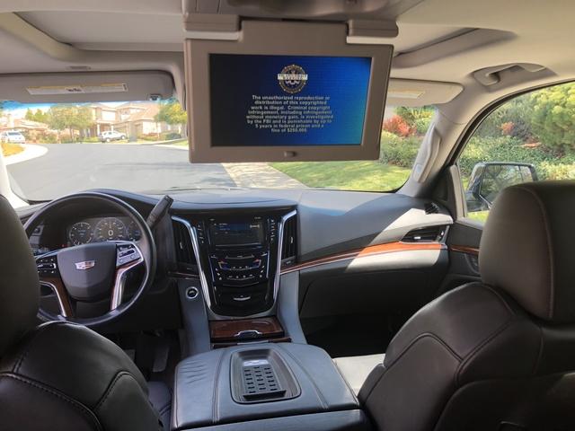 2015 Cadillac Escalade Interior Pictures Cargurus