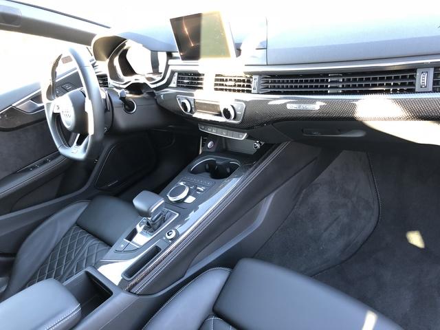 Picture Of 2018 Audi S5 Sportback 3.0T Quattro Premium Plus AWD, Interior,  Gallery_worthy