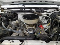 Picture of 1993 Ford Bronco XLT 4WD, engine, gallery_worthy