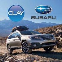 Clay Subaru logo
