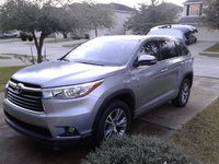 Picture of 2015 Toyota Highlander XLE, exterior, gallery_worthy