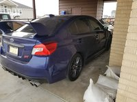 Picture of 2016 Subaru WRX STI Limited with Wing Spoiler, exterior, gallery_worthy
