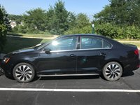 Picture of 2013 Volkswagen Jetta Hybrid SEL Premium FWD, exterior, gallery_worthy
