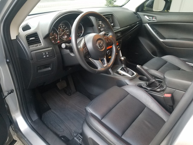 Picture Of 2015 Mazda CX 5 Grand Touring AWD, Interior, Gallery_worthy