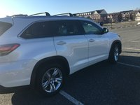 Picture of 2015 Toyota Highlander Limited Platinum, exterior, gallery_worthy