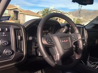 Picture of 2016 GMC Sierra 1500 SLE Crew Cab 4WD, interior, gallery_worthy