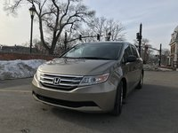 Picture of 2012 Honda Odyssey LX, exterior, gallery_worthy