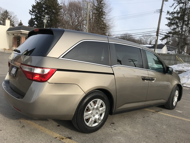 Picture of 2012 Honda Odyssey LX FWD, exterior, gallery_worthy