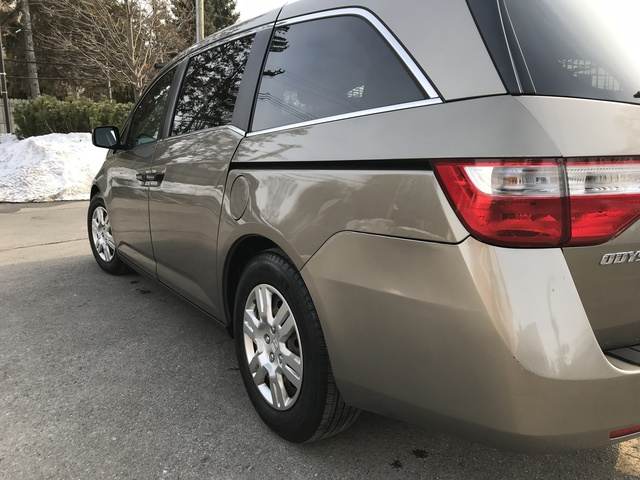 Picture of 2012 Honda Odyssey LX FWD