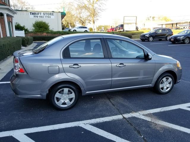 Picture of 2011 Chevrolet Aveo 2LT Sedan FWD