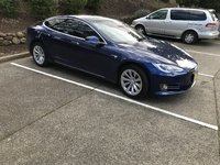 2017 Tesla Model S Picture Gallery