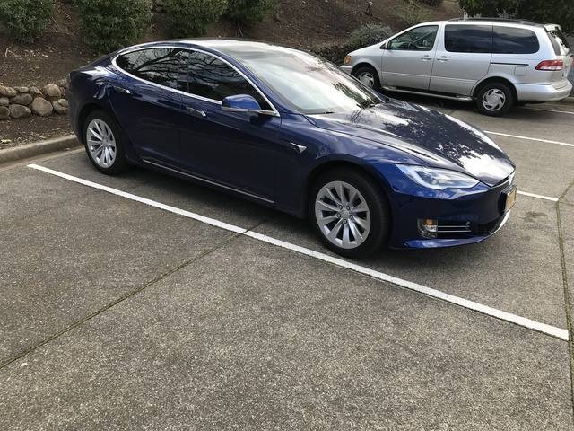 Picture of 2017 Tesla Model S 100D
