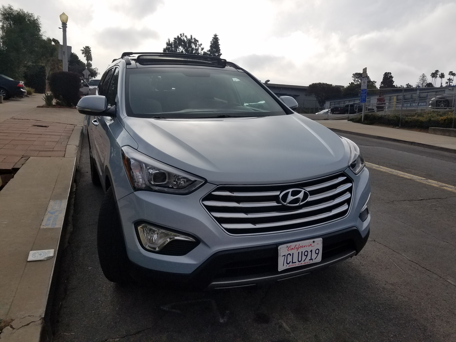 cars santa santafe main fe trends first drive hyundai digital impressions sport
