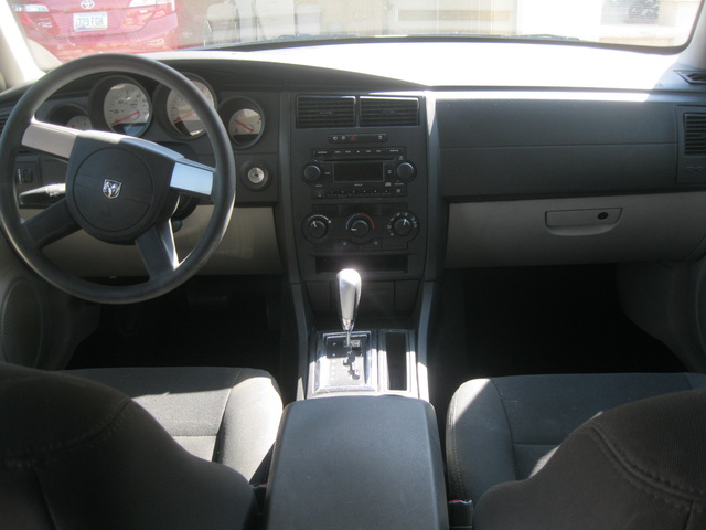 Picture Of 2007 Dodge Magnum SE RWD, Interior, Gallery_worthy Nice Look