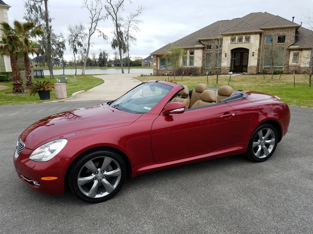 Picture of 2010 Lexus SC 430 RWD