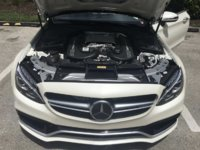 Picture of 2017 Mercedes-Benz C-Class C 63 S AMG Coupe, engine, gallery_worthy
