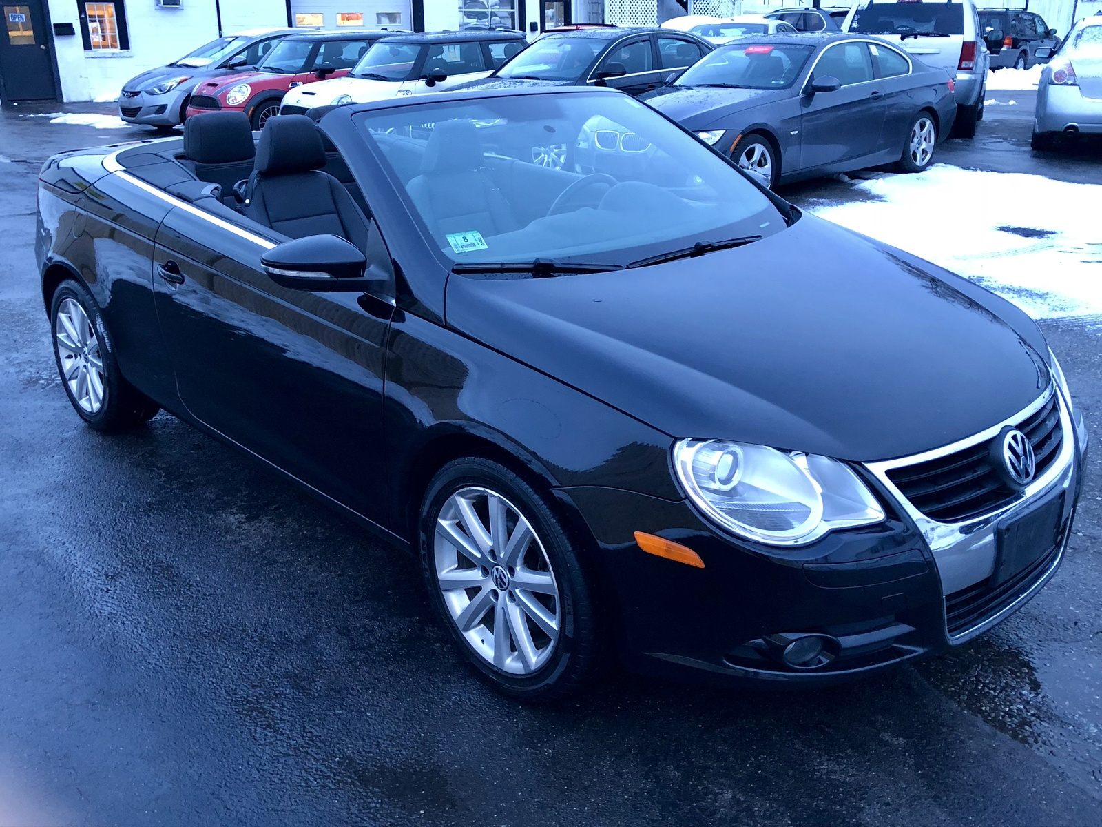 2010 Volkswagen Eos Overview Cargurus Vw Fuse Box
