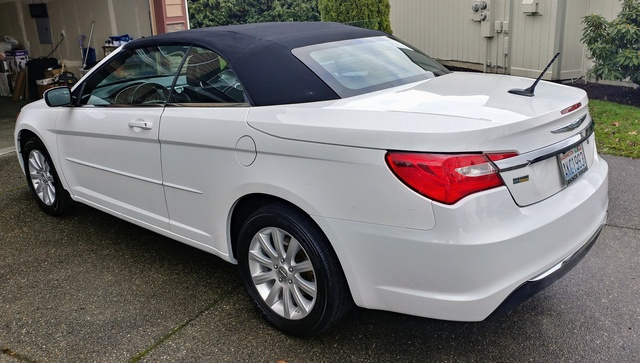 Picture of 2011 Chrysler 200 Touring Convertible