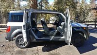Picture of 2008 Honda Element LX AWD, interior, gallery_worthy