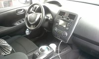 Picture of 2014 Nissan Leaf S, interior, gallery_worthy