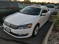 Picture of 2014 Volkswagen Passat SEL Premium, exterior, gallery_worthy