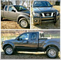 Picture of 2014 Nissan Frontier SV V6 King Cab 4WD, exterior, gallery_worthy