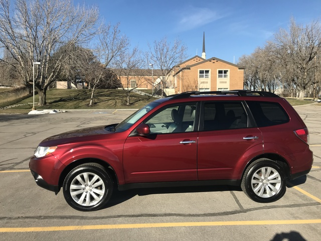 Picture of 2011 Subaru Forester 2.5 X Limited