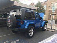 Picture of 2014 Jeep Wrangler Freedom Edition, exterior, gallery_worthy