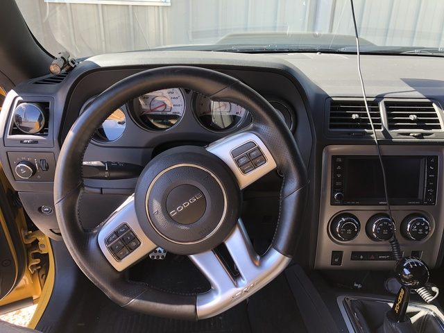 Picture Of 2012 Dodge Challenger SRT8 392 Yellow Jacket RWD, Interior,  Gallery_worthy Design Ideas