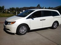 Picture of 2016 Honda Odyssey LX, exterior, gallery_worthy