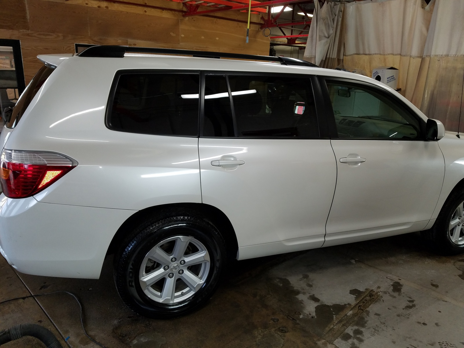 Toyota Highlander Owners Manual: If the electronic key doesnot operate properly