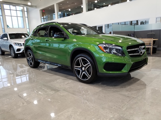 Picture of 2017 Mercedes-Benz GLA-Class GLA 250