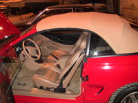 Picture of 1994 Ford Mustang SVT Cobra Convertible, interior, gallery_worthy