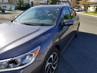 Picture of 2016 Honda Accord EX-L V6 with Honda Sensing, exterior, gallery_worthy