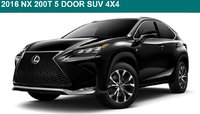 Picture of 2016 Lexus NX 200t F Sport AWD, exterior, gallery_worthy