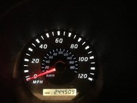 Picture of 2004 Nissan Frontier 2 Dr XE Extended Cab SB, interior, gallery_worthy
