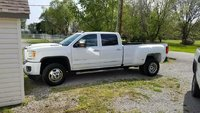 Picture of 2017 GMC Sierra 3500HD Denali Crew Cab LB 4WD, exterior, gallery_worthy