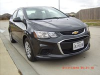 Picture of 2017 Chevrolet Sonic LS Sedan FWD, exterior, gallery_worthy